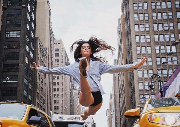 Omar Robles 街头芭蕾舞肖像摄影集