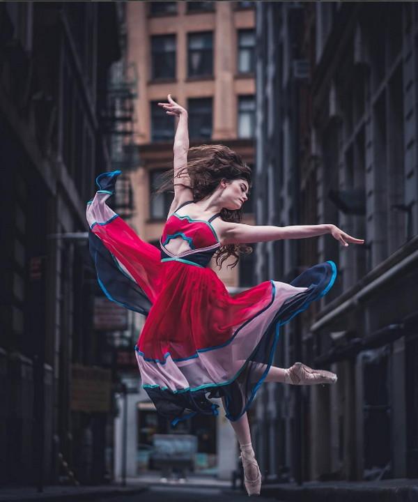 Omar Robles 街头芭蕾舞肖像摄影集3
