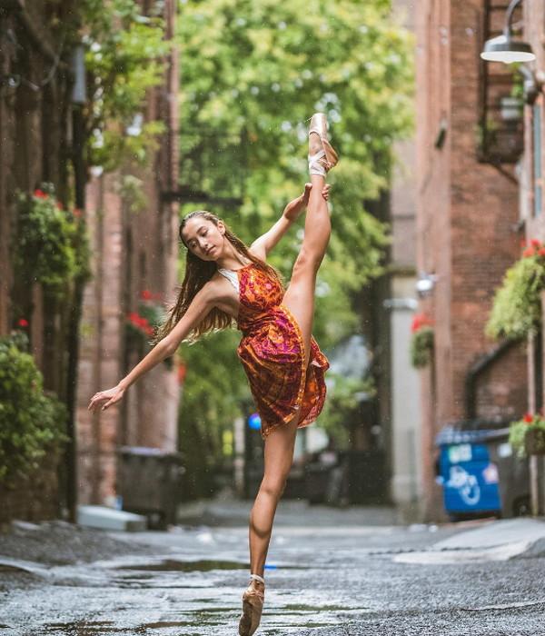 Omar Robles 街头芭蕾舞肖像摄影集6