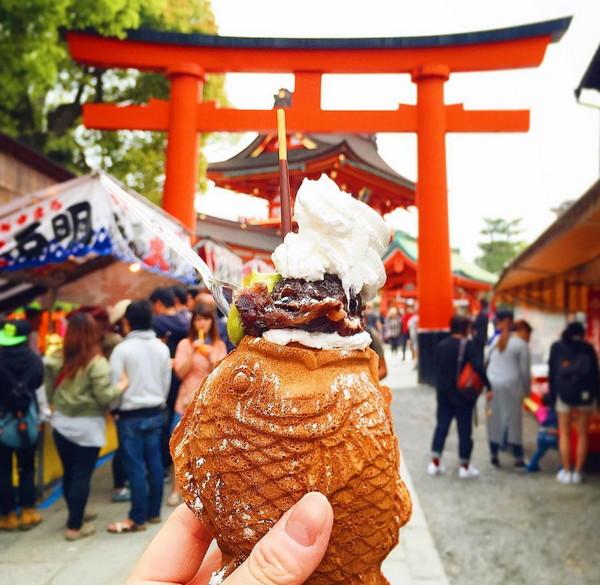 日本-鲷鱼烧