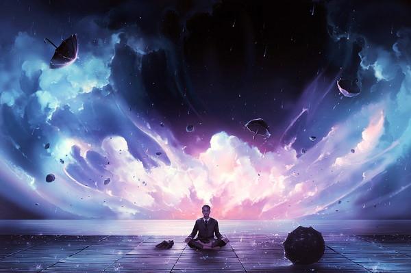 Ciryl Rolando 超现实梦幻灵感插画2