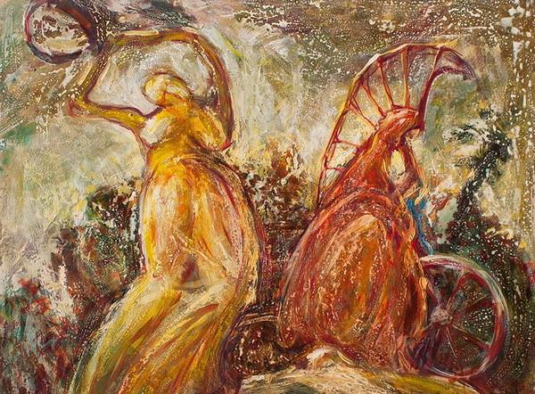 Oleg Shupliak 画中画错觉绘画艺术