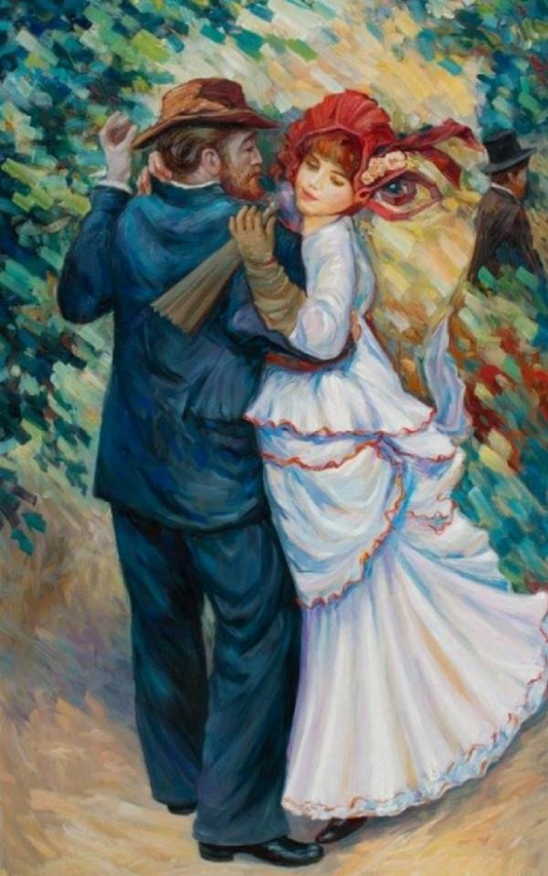 Oleg Shupliak 画中画错觉绘画艺术2