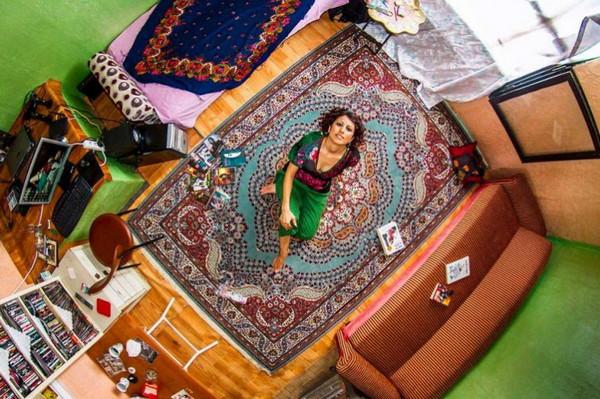 上帝模式摄影:我的房间2