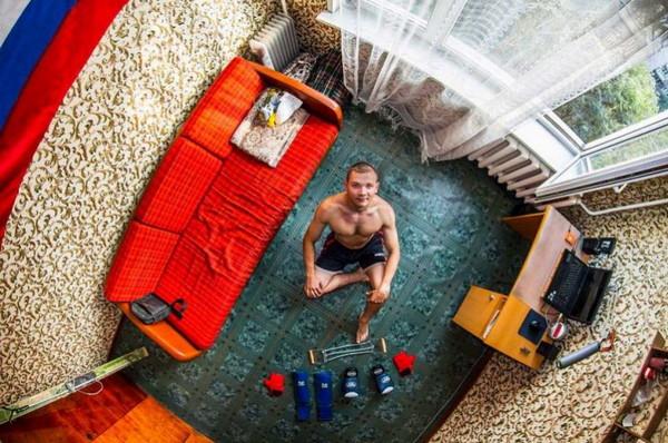 上帝模式摄影:我的房间4