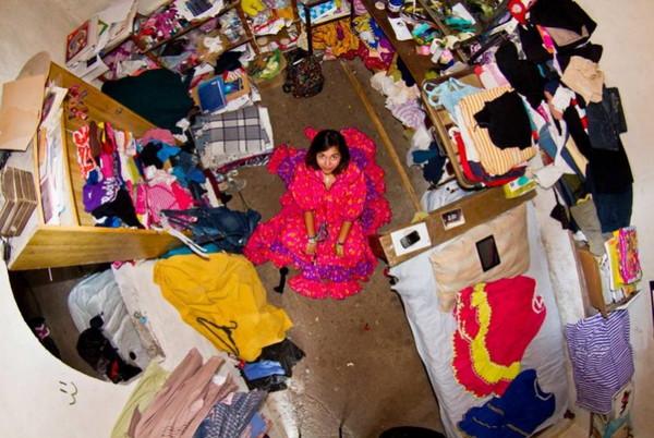 上帝模式摄影:我的房间5