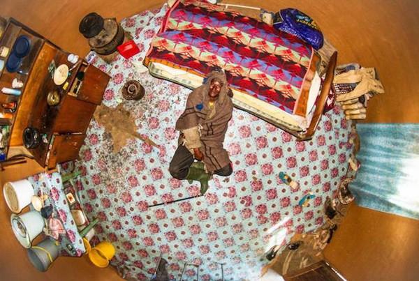 上帝模式摄影:我的房间7