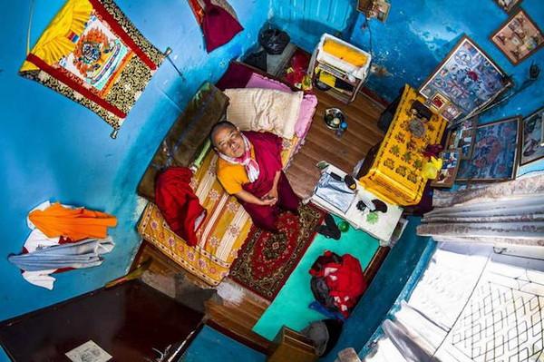 上帝模式摄影:我的房间9