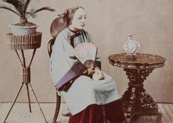 William Saunders 19世纪的上海摄影集