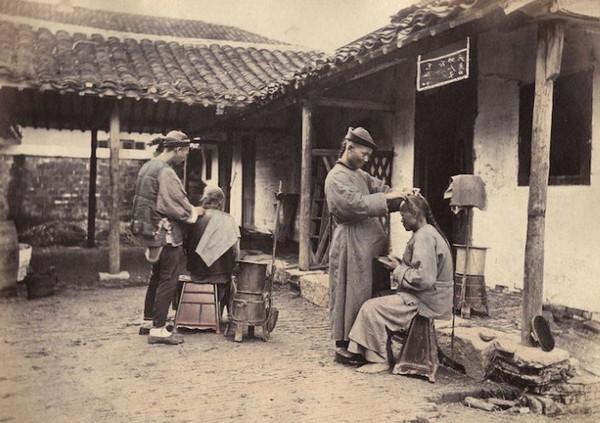 威廉· 桑德斯中国清末照片7