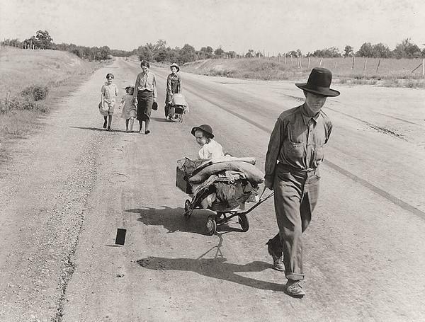 Dorothea Lange 美国大萧条纪实摄影集4