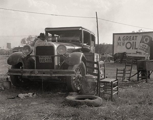 Dorothea Lange 美国大萧条纪实摄影集3