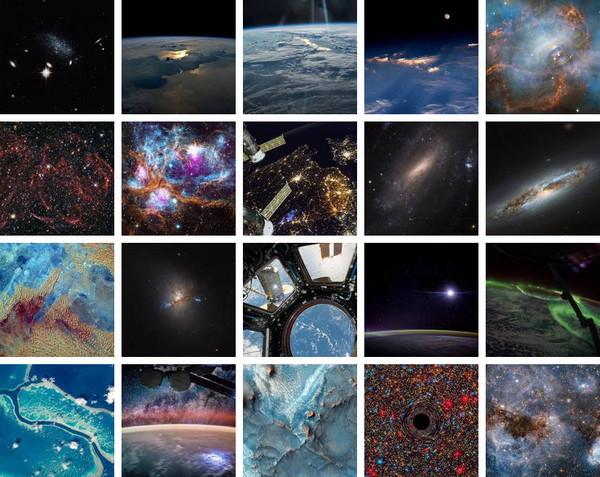 NASA在Instagram上的照片