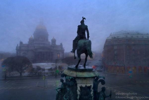 俄罗斯圣彼得堡的街头故事