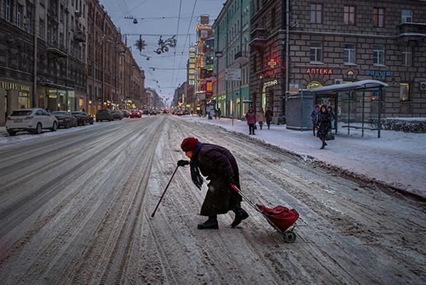 圣彼得堡城市生活