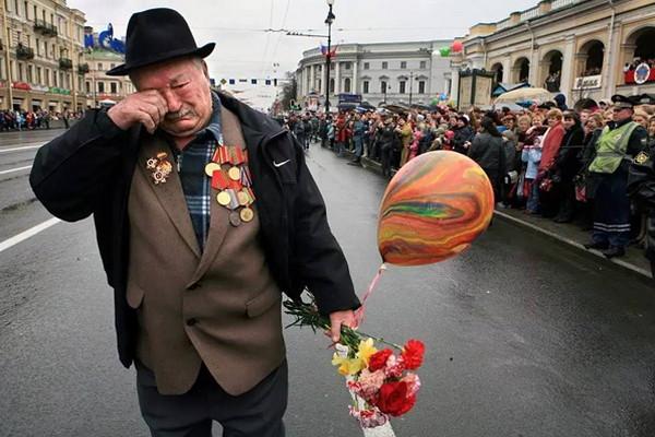 圣彼得堡老兵