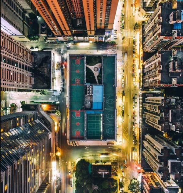 NKCHU 上帝视角下的城市摄影9