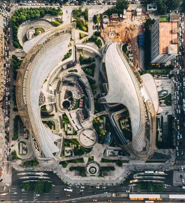 NKCHU 上帝视角下的城市摄影6