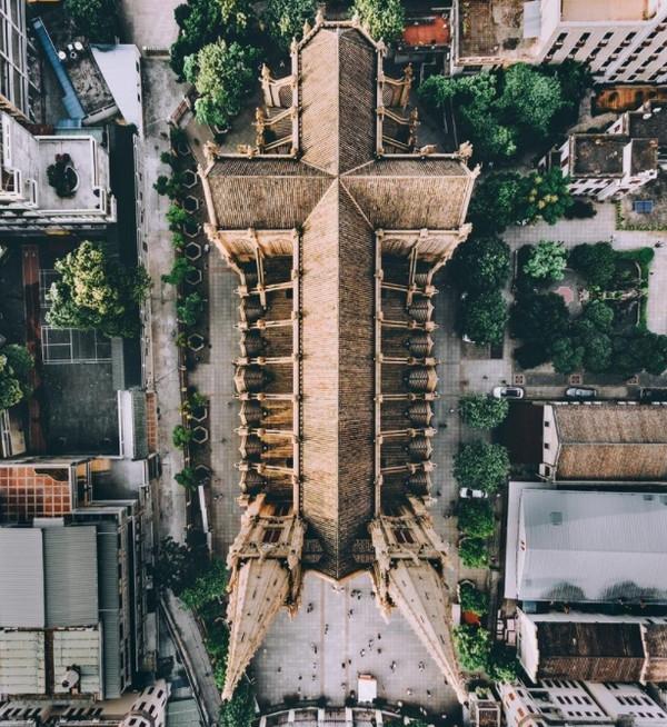 NKCHU 上帝视角下的城市摄影10