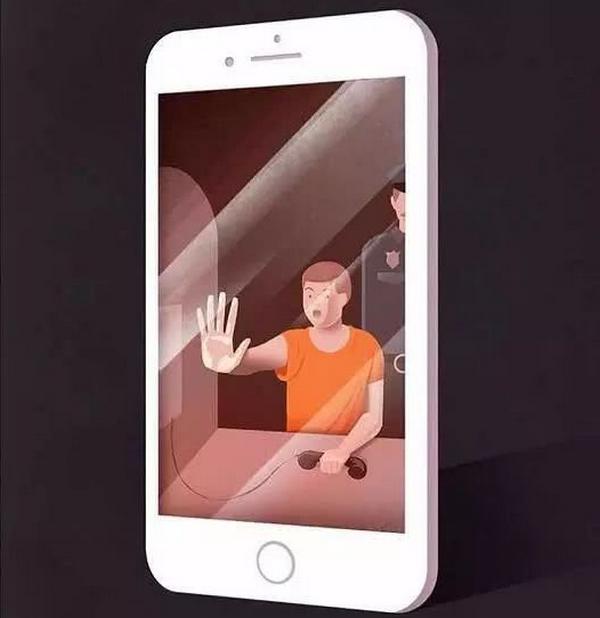 对智能手机的沉迷,已经令人部分失去自由
