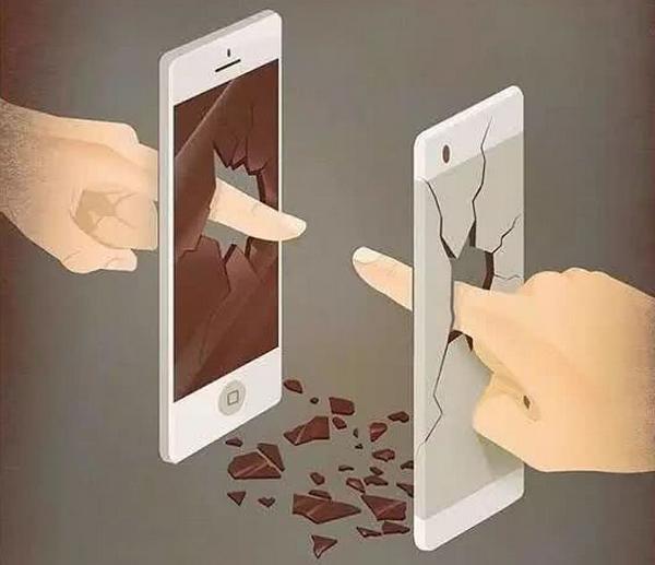 社交媒体并不能取代真正的人际交往